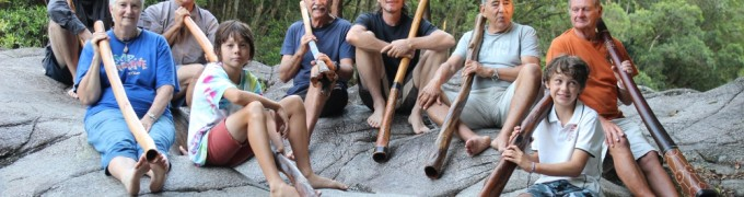 DIDGERIDOO PLAYING ~LESSONS & WORKSHOPS